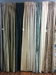 Thai Silk Drapes Drapery Panels