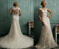 expensive lace wedding dress with cap sleeves c77 all about