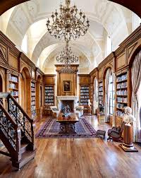 gorgeous libraries to inspire your home library books warm