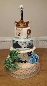 25 game thrones cake ideas game thrones