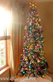 25 unique colorful tree ideas on