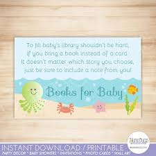 instead of a card bring a book baby shower book instead of card baby shower invitations