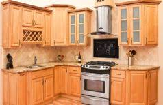 Unfinished Discount Kitchen Cabinets by Cheap Kitchen Cabinets For Sale Dark Brown Wooden Kitchen Sets