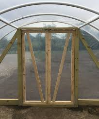 our backyard greenhouse