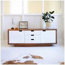 white lacquer buffet cabinet modern buffets gus modern wilson cabinet eurway