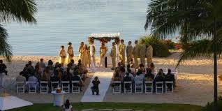 key west wedding venues key west marriott beachside hotel weddings