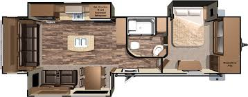 Bunkhouse Trailer Floor Plans 100 Triple Bunk Travel Trailer Floor Plans Dutchmen