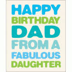free printable birthday cards to dad from daughter winclab info