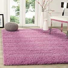 Pink 8x10 Rug Amazon Com Safavieh California Shag Collection Sg151 3232 Pink