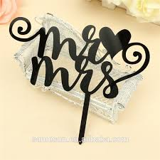 custom name mr u0026 mrs stand acrylic sweet heart wedding cake topper
