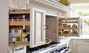 open shelf filing cabinets kitchen cabinet spice storage ideas