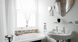 Vintage Mirrors For Bathrooms - mirror delicate small vintage frameless mirrors contemporary