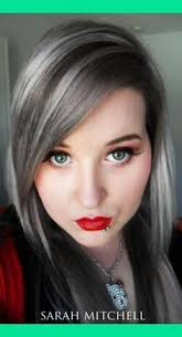 black low lights for grey image result for low lights on gray hair hair pinterest low