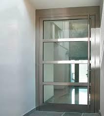 glass entry door stainless steel window and door u2039 zebian aluminium and glass