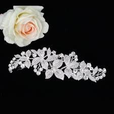 bridal hair combs fashion shining wedding hair accessories stunning hair comb