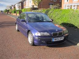 bmw 320i saloon auto e46 bmw individual limited edition for spares