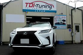 lexus rx200t jp rx200t dba agl25w サブコンcrtd4 petrol tdi tuning インプレ頂き