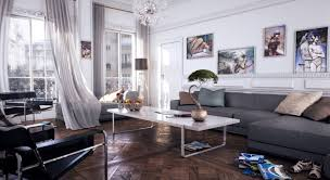 Decorating Your First Home Living Room Gray And White Transitional Rustic Living Room With