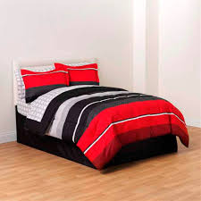 black and red queen comforter set home design and decoration