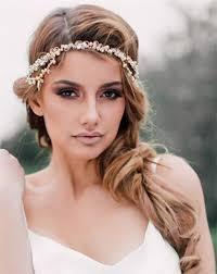 headpiece jewelry bridal headpiece delicate boho style karena kezani