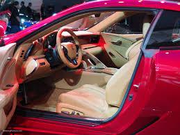 lexus lc 500 interior photos 2016 naias lexus lc 500 interior motoring rumpus