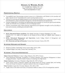 Student Teaching Resume Examples by Teacher Resume Template 9 Download Documents In Pdf Word Psd