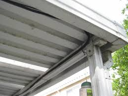 Do It Yourself Patio Cover by Replacing Patio Cover Panels Who Made This Doityourself Com