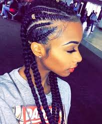 pictures cornrow hairstyles 9 cornrow styles that are perfect for the summer gallery black