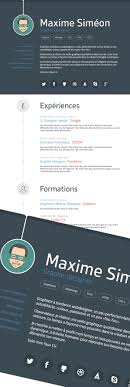 Awesome Resume Templates Free Free Professional Cv Resume And Cover Letter Psd Templates