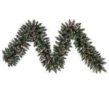 christmas garland christmas garlands you ll wayfair