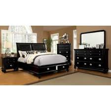black bedroom sets for cheap furniture of america bedroom sets for less overstock com