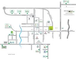mahagun mahagun meadows in sector 150 noida price location map