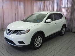 2017 nissan rogue interior 3rd row 2017 used nissan rogue awd sv at north coast auto mall serving