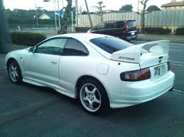 toyota celica gt4 review 1998 toyota celica st205 gt4 for sale jpn car name