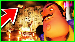Home Design Story App Neighbors by Hello Neighbor Neighbor U0027s Dead Wife Found Hello Neighbor