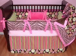 Pink Zebra Bedroom Designs Baby Bedding Sets Zebra Creative Ideas Of Baby Cribs