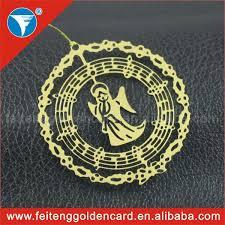 2014 personalized wholesale metallic decors exported