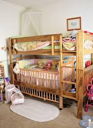 Crib Bunk Bed 70 Bunk Bed Crib Combo Interior Design Bedroom Ideas