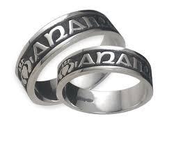 mo anam cara rings boru sterling gents mo anam cara oxidized ring