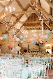 dorset wedding with a peach u201cvuvuzela u201d bouquet mint