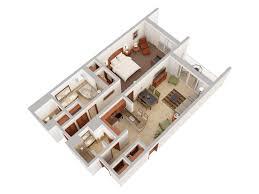 3 D Floor Plans by 3d Floor Plans Caribe Hilton San Juan