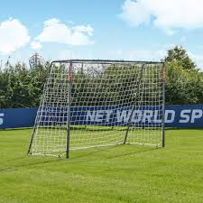 8 x 6 forza steel42 soccer goal forza goal usa
