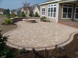 Images Of Paver Patios Aspinall S Landscaping Concrete Paver And Patios