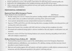Nurse Resume Samples by Crafty Registered Nurse Resume Template 7 Nursing Resume Sample