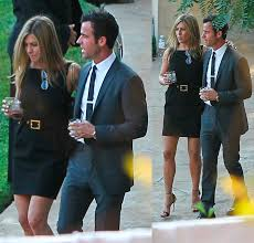 black dresses for a wedding guest no black for a wedding guest aniston is definitely not