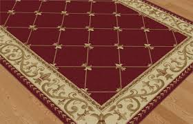 Octagon Rug 6 Astoria Grand Clarence Red Area Rug U0026 Reviews Wayfair