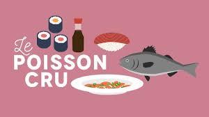 cuisiner cru cuisiner le poisson cru les carnets de julie