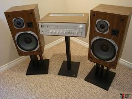 subwoofer amplifier home theater 1970 u0027s yamaha cr 800 receiver and ns 645 speakers yamaha
