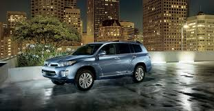 toyota highlander hybrid 2012 something like this in grey or black would be s car he doesn