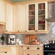 Kitchens With Maple Cabinets Light Golden Cabinets With Warm Gray Accents At Our Most Luxurious
